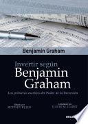 libro Invertir Según Benjamin Graham