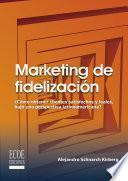 libro Marketing De Fidelización