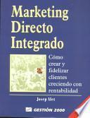 libro Marketing Directo Integrado