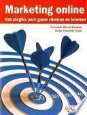 libro Marketing Online.estrategias Para Ganar Clientes En Internet