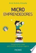 libro Microemprendedores
