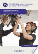 libro Operaciones Auxiliares De Servicios De La Aeronave. Tmvo0109