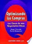 libro Optimizando Las Compras