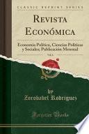 libro Revista Económica, Vol. 6