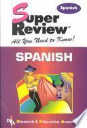 libro Spanish Super Review