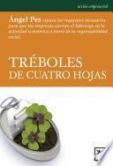 libro Tréboles De Cuatro Hojas