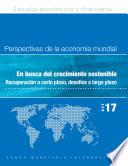 libro World Economic Outlook, October 2017