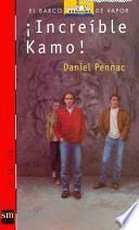 libro ¡increíble Kamo!