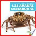 libro Las Arañas Saltadoras