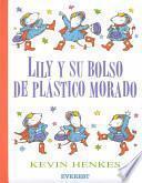 libro Lilly S Purple Plastic Purse