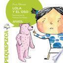 libro Lola Y El Oso