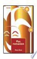 libro Pax Romanien