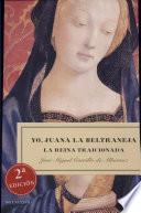 libro Yo, Juana La Beltraneja