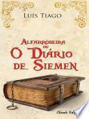 libro Alfarrobeira Ou O Diário De Siémen
