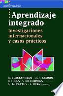 libro Aprendizaje Integrado
