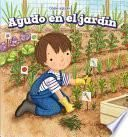 libro Ayudo En El Jardin (i Help In The Garden)