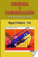 libro Censura Y Comunicacion