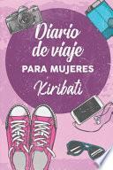 Diario De Viaje Para Mujeres Kiribati