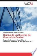 libro Diseño De Un Sistema De Control De Gestión
