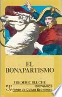 libro El Bonapartismo