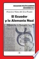 libro El Ecuador Y La Alemania Nazi