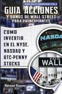 Guia Acciones Y Bonos De Wall Street Para Principiantes