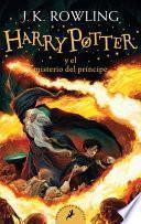 libro Harry Potter Y El Misterio Del Príncipe (harry Potter 6) / Harry Potter And The Half-blood Prince