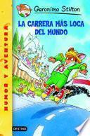 libro La Carrera Más Loca Del Mundo