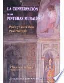 libro La Conservación De Las Pinturas Murales