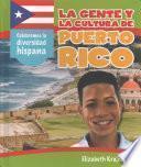 libro La Gente Y La Cultura De Puerto Rico/ The People And Culture Of Puerto Rico