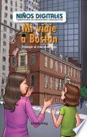 libro Mi Viaje A Boston