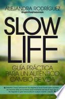 libro Slow Life