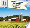 libro Vivimos En Una Granja / We Live On A Farm