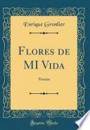 libro Flores De Mi Vida