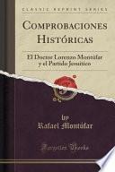 Comprobaciones Históricas
