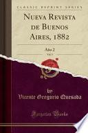 libro Nueva Revista De Buenos Aires, 1882, Vol. 5