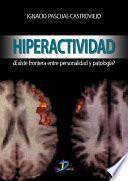 libro Hiperactividad.