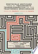 libro Protocolo Unificado Para El Tratamiento Transdiagnóstico De Los Trastornos Emocionales