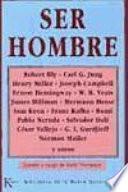 libro Ser Hombre