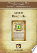 libro Apellido Busquets