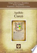 libro Apellido Corcó