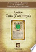 libro Apellido Cura (catalunya)