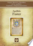 libro Apellido Fuster