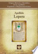 Apellido Lopera