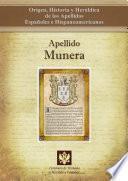 libro Apellido Munera