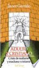 libro Adulto Y Cristiano
