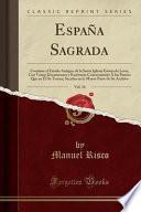 libro España Sagrada, Vol. 34
