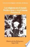 libro Las Religiones En El Mundo Mediterraneo Y En El Oriente Proximo Ii