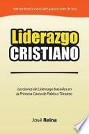libro Liderazgo Cristiano