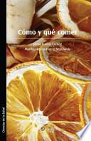 libro Como Y Que Comer
